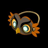 Bubotron Mask